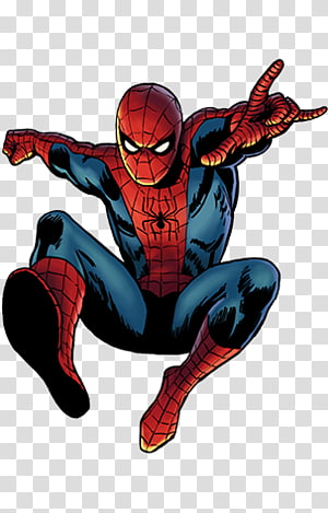 Spider-Man PNG clipart