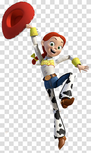 Jessy from Toy Story, Jessie Toy Story 2: Buzz Lightyear to the Rescue Sheriff Woody, Toy Story Jessie PNG clipart