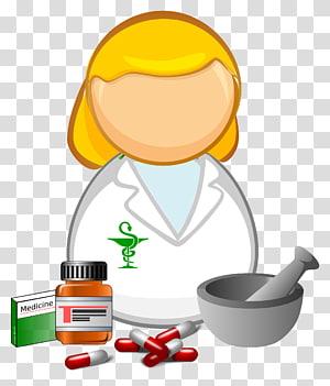 Pharmacist Pharmacy Pharmaceutical drug , medicine PNG
