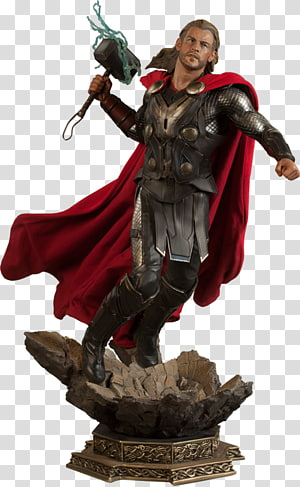 Thor Figurine Odin Loki Action & Toy Figures, others PNG clipart