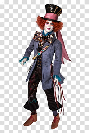 The Mad Hatter Mad Hatter Doll Red Queen Barbie, wonderland PNG clipart