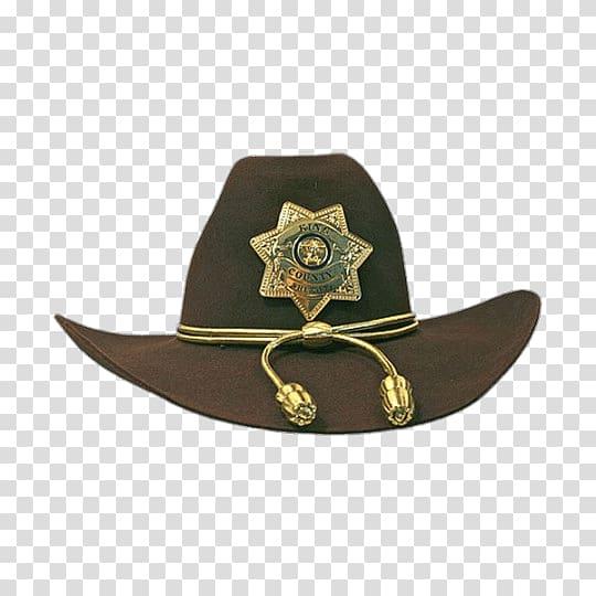 Deputy Sheriff's Hat PNG