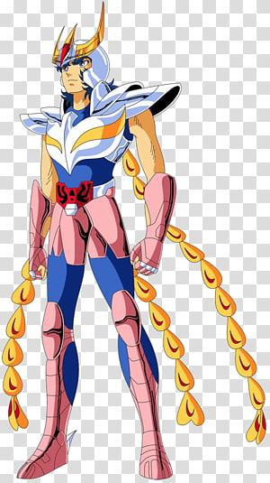 Phoenix Ikki Pegasus Seiya Cygnus Hyoga Andromeda Shun Saint Seiya: Knights of the Zodiac, saint seiya bronze saints PNG clipart