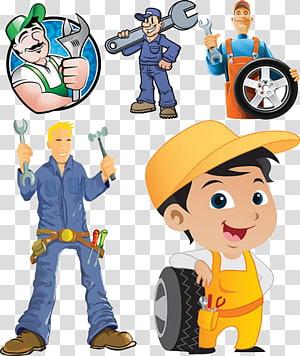 cartoon characters PNG