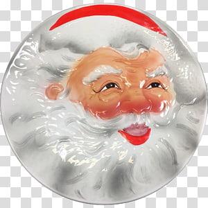 Santa Claus Christmas ornament, santa claus PNG clipart