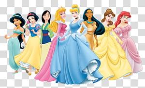 Aurora Ariel Belle Rapunzel Cinderella, Cinderella PNG clipart