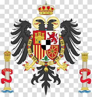 Coat of arms of Toledo Coat of arms of Charles V, Holy Roman Emperor Coat of arms of Spain, spanish PNG
