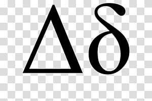 Greek alphabet Delta Letter case, symbol PNG clipart