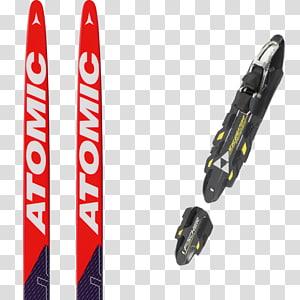 Nordic skiing Langlaufski Ski Bindings, skiing PNG clipart