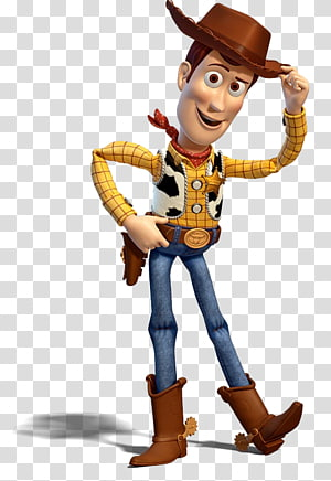 Woody from Toy Story illustration, Sheriff Woody Jessie Buzz Lightyear Toy Story Andy, toys PNG clipart