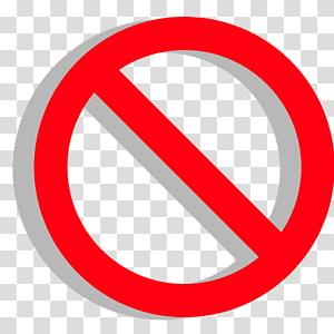 restriction logo, No symbol Advertising Blog , wrong PNG