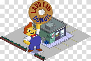 Lard Lad Donuts The Simpsons: Tapped Out The Simpsons Game The Simpsons: Hit & Run, Homero PNG