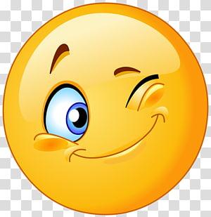 emoji illustration, Smiley Emoticon Kiss Emoji , emoticon PNG