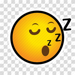 Smiley Emoticon Icon, Sleeping Emoticon PNG clipart