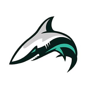 San Jose Sharks logo, Great white shark Logo Blue shark, sharks PNG clipart