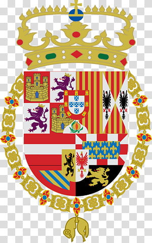 Habsburg Spain Coat of arms of Spain Coat of arms of the King of Spain Escutcheon, a royal house PNG