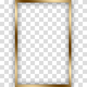 Square Text frame Angle Pattern, Golden square frame, rectangular gold frame PNG clipart