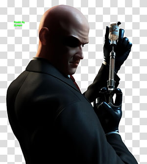 Hitman: Contracts Hitman: Blood Money Hitman: Absolution Hitman: Codename 47, Hitman PNG clipart