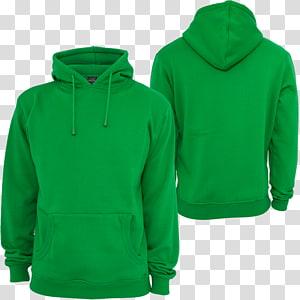 Hoodie Green Bluza Zipper, Hoodie PNG