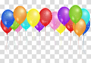 Balloon , 50 balloons PNG clipart