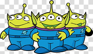 Buzz Lightyear Sheriff Woody YouTube Aliens , story PNG clipart