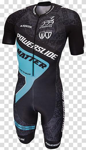 Wetsuit Sleeve Sport Clothing Inline skating, Blue sea PNG clipart