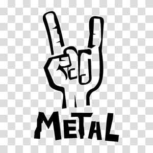 Logo Heavy metal Cdr, steel PNG clipart