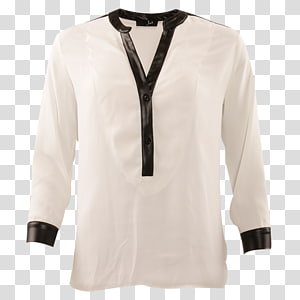 Blouse White Shirt Sleeve Clothing, shirt PNG