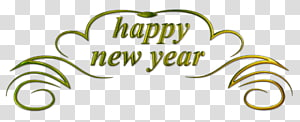 New Years Day New Years resolution , happy New Year PNG clipart