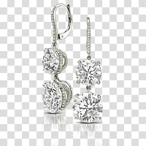 Earring Jewellery Silver Charms & Pendants Bling-bling, coração PNG