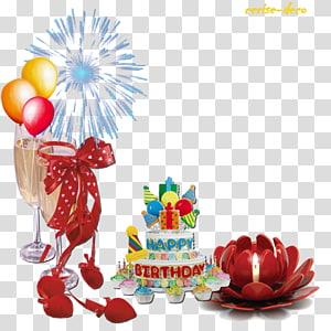 Animaatio Birthday , Birthday PNG clipart