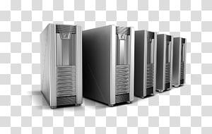 Computer Servers Computer network Database Computer hardware, Computer PNG