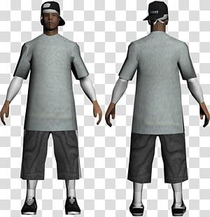 Dress shirt Grand Theft Auto: San Andreas Sleeveless shirt Outerwear Clothing, dress shirt PNG