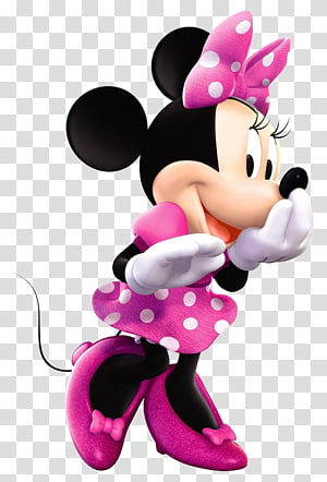 Minnie Mouse Mickey Mouse Drawing Art, smoky free PNG