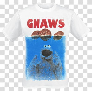 Cookie Monster Sesame Street T-shirt Biscuits, Sesam Street PNG clipart