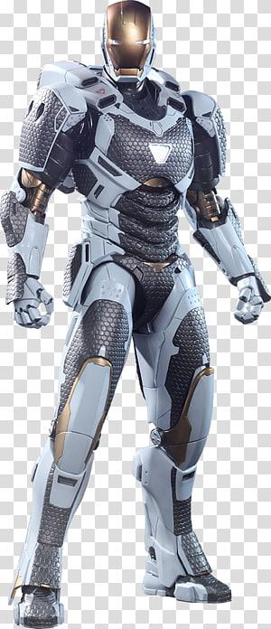 Iron Man , Iron Man\'s armor Hot Toys Limited Sideshow Collectibles Marvel Comics, Technological sense Iron Man PNG