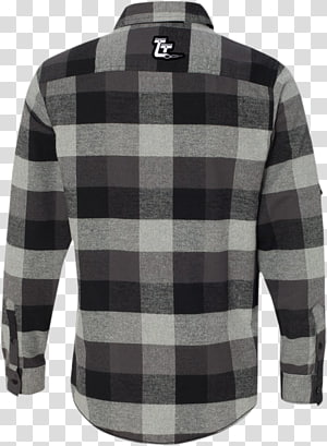 T-shirt Sleeve Tartan Hollywood Undead Flannel, T-shirt PNG