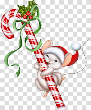 Candy cane Christmas , Cane s PNG clipart