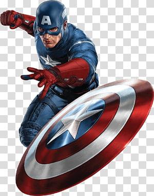 Captain America\'s shield Marvel Cinematic Universe, captain america PNG