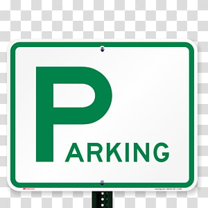 Car Park Disabled parking permit Signage, Directional Signages PNG clipart