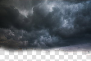 black clouds PNG clipart
