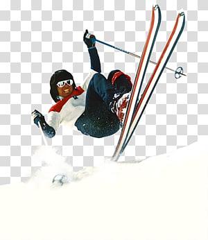 Freestyle skiing Ski Poles 1970s Poster, Travis Scott PNG clipart