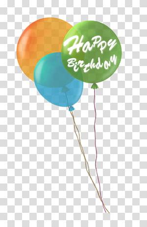 Balloon Birthday cake Happy Birthday to You Wedding invitation, balloon PNG clipart