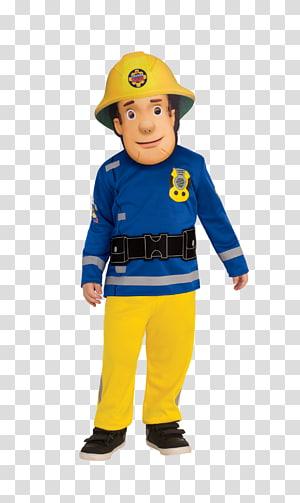 Costume Hard Hats Fireman Sam Toy Pants, fireman sam PNG