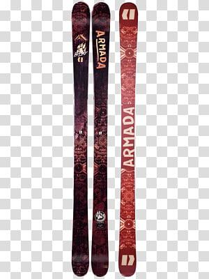 Twin-tip ski Armada Edollo Skis 2016 Skiing, skiing PNG
