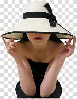 Sun hat Fedora Fashion Straw hat, Hat PNG clipart
