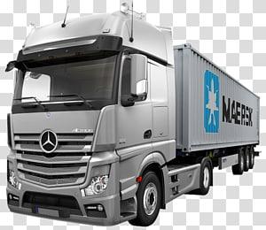 Mercedes-Benz Actros Car Pickup truck, mercedes PNG