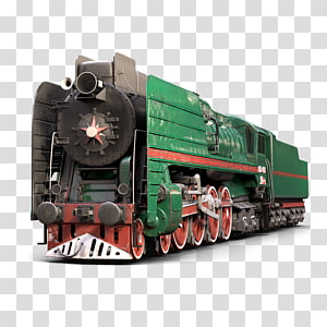 Train Rail transport Electric locomotive Steam engine, train PNG clipart