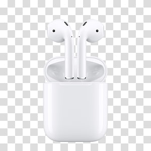 Apple AirPods Headphones iPhone, Apple Earbuds PNG