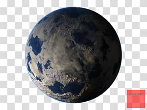 Earth Planet Mercury Venus, planets PNG clipart